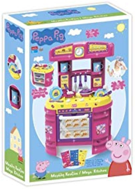 Bildo 8101 Peppa Pig Big Kitchen, MultiColour