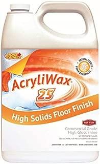 acrylic floor finish