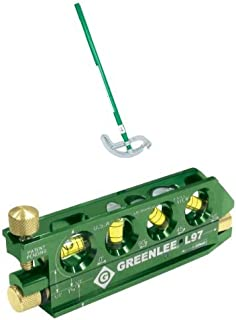 Greenlee 842FH Site Rite Iron Hand Bender Head With Handle For 1