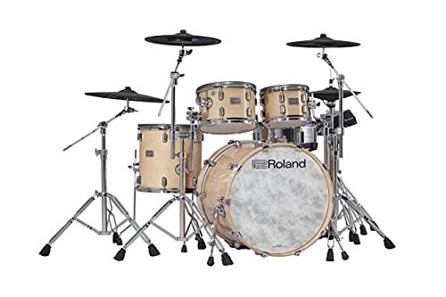 Roland V-Drums Acoustic Design Series VAD706-GN + KD-222-GN + DTS-30S