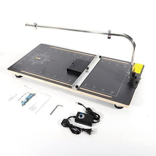 Tagliatrice elettrica a filo caldo, taglia polistirolo, 50-300 ℃, sega termica, tagliafili per polistirolo, taglio 220 V