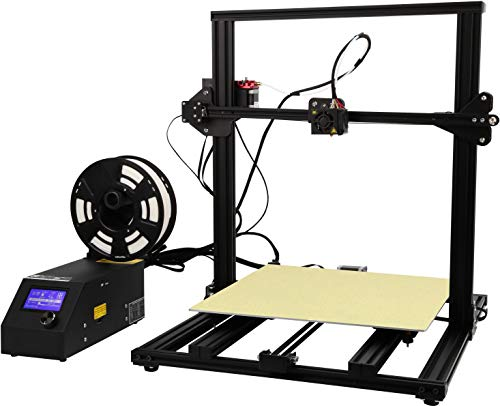 Official Creality CR10S5 3D Printer By Box Ltd, 500x500x500mm Build Volume! UK Technical Support & Aftersales Service Included