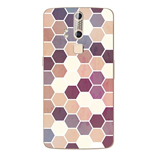 Disagu SF-106600_1208 Design Folie für ZTE Axon Elite - Motiv Polygone 05