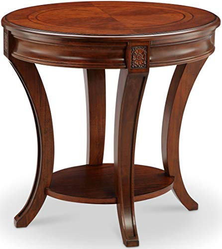 Magnussen Winslet Oval End Table, 25' x 22' x 26'