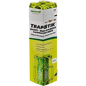 RESCUE! TrapStik for Wasps Mud Daubers Carpenter Bees