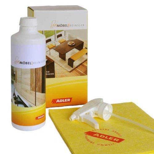Pflegeset Clean-Parkettreiniger u. Pflege - Set Reiniger + Pflegemittel für Parkett