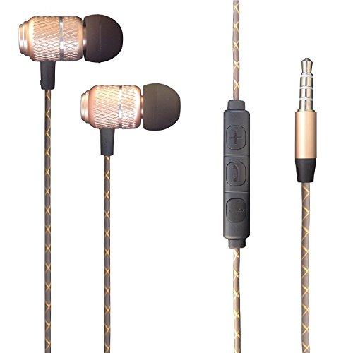 Auriculares/manos libres auriculares in-ear con micrófono y Control de Volumen remoto sonido de calidad en auriculares in-ear auriculares + micrófono para iPhone 3, 3GS, 4, 4s, 5, 5S, 5C, se, 6, 6s, 6PLUS, 6s Plus iPod Touch 3, Touch 4, Touch 5, Touch 6iPad mini 2, iPad 234, iPad Air, iPad Air 2, iPad Pro