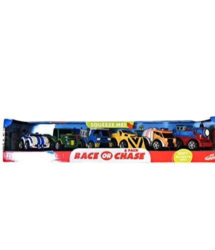 Best Buy! Kid Galaxy Squeeze Me 6 Pack Race or Chase