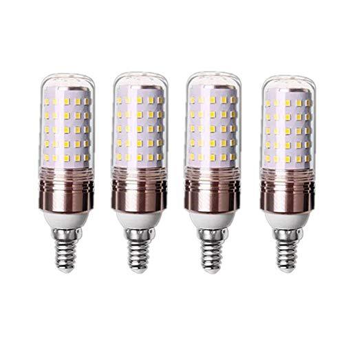 pzcvo GlüHbirne Dunstabzugshaube KüHlschrank GlüHbirne LED Glühbirnen Schraubbefestigung LED-Glühbirnen E14 Badezimmer Glühbirne warm White,16w
