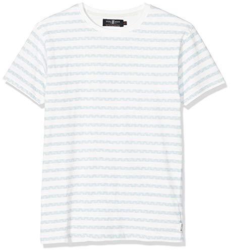 Soul Star Herren Troy T-Shirt, Blau (Sky CED8EE), L