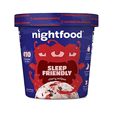 Sleep Expert Approved - Nighttime Ice Cream