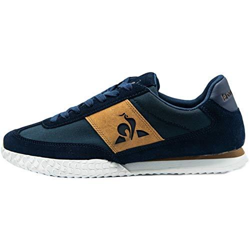 Le Coq Sportif Veloce Waxy, Zapatillas de Running Hombre, Dark Navy, 44 EU