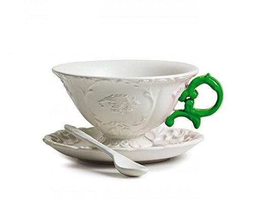 Set de thé en porcelaine \