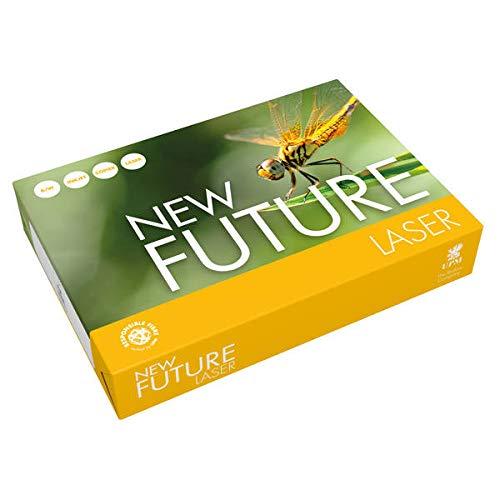 Printpapier/kopieerpapier New Future - A3 80 grams - 5 pakken / 500 vellen