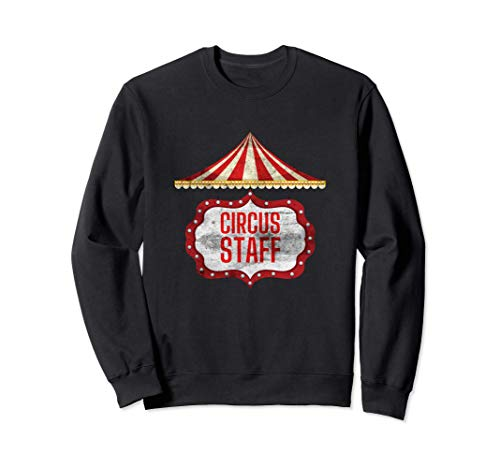 Tente de carnaval drôle Sweatshirt