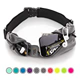 Sport2People Running Belt USA Patented - Fanny Pack for Hands-Free Workout - iPhone