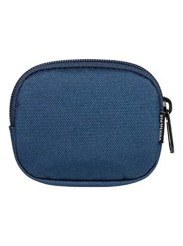 Quiksilver – Monedero con Cremallera Envolvente – Niños 8-16 – One Size – Azul