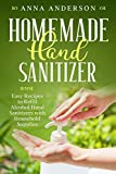 Homemade Hand Sanitizer - Easy Recipes to Refill Alcohol Hand Sanitizers with Household Supplies