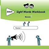 Dolch Sight Words Workbook: Noun for Preschoolers, Kindergarten 1st, 2nd, and 3rd Grade | Dolch Sight Words Series | Reading Mastery | 8.5 x 8.5 inches