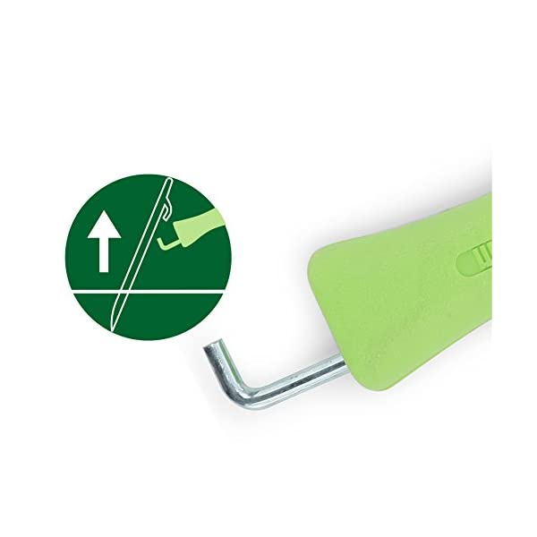Camping mallet with hook 3