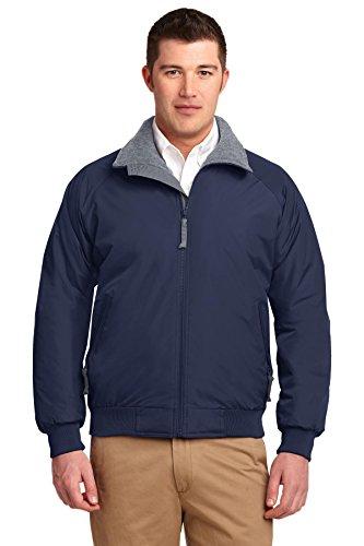 Port Authority® Challenger™ Jacket. J754 True Navy/Grey Heather 2XL