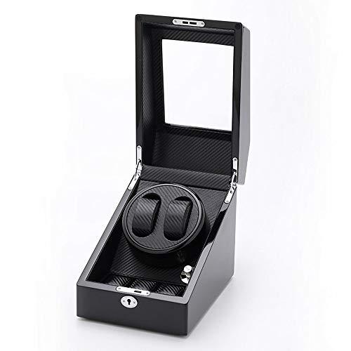SongMyao Scatola Automatica per Carica Orologi Modi di Rotazione Watch Winder 5 con 2 posti tortuose e 3 Serbatoi (Color : A3, Size : One Size)