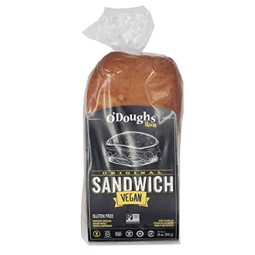 O'Doughs - Original Sandwich Thins 18 oz | Good Source of Fibre, Cholesterol Free, Trans Fat Free, Low in Sugar. | Pack of 3 |