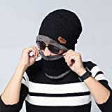 Zoom IMG-1 tagvo winter beanie hat sciarpa