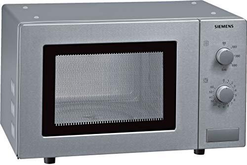 Siemens HF12M540 iQ300 Mikrowelle / 17 L / 800 W / Edelstahl / Garraumbeleuchtung