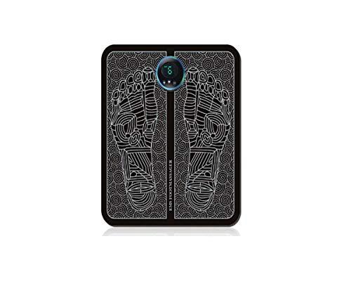 Ems Leg Reshaping Foot Massager,Fußmassagegerät Elektrisch,6 Modi,9 Einstellbare Frequenzen,Fördern Sie Die Durchblutung, Mindern Sie Muskelschmerzen,Geeignet Für Zu Hause Oder Im Büro (1 Set)JUYAFEI