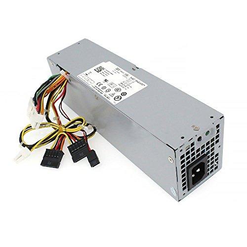 SODIAL NUEVO para Dell Optiplex H240ES-00 H240AS-00 AC240ES-00 AC240AS-00 L240AS Fuente de alimentacion