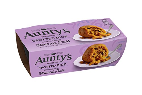 Aunty's Steamed Pudding's Spotted Dick 2x 200g