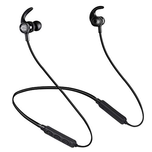 Bluetooth Headphones,Wireless Sport Earphones 7H Playtime Hi-Fi Stereo Headset, IPX7 Waterproof Magnetic in-Ear Earbuds Built-in Mic,Good for Running/Workout/Sport