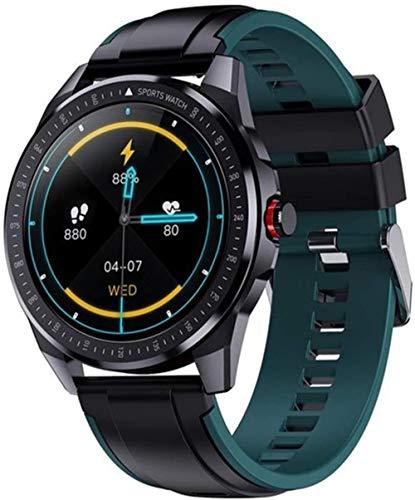 Reloj inteligente 1.3 pulgadas Ip68 impermeable bluetooth pulsera larga espera deportes reloj-E
