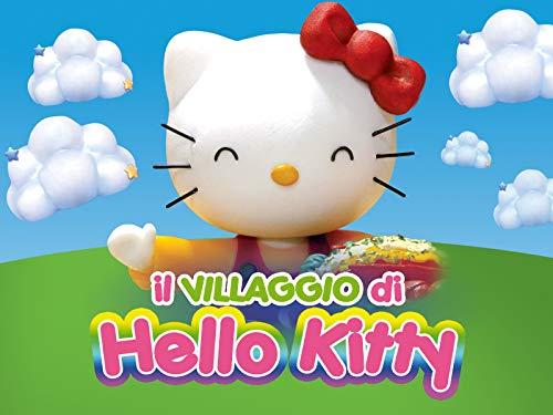 Il villaggio di Hello Kitty
