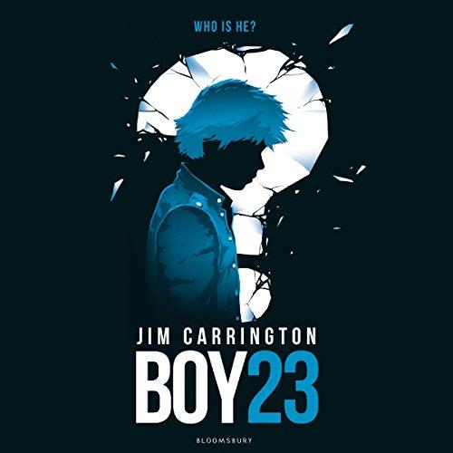 Boy 23 audiobook cover art