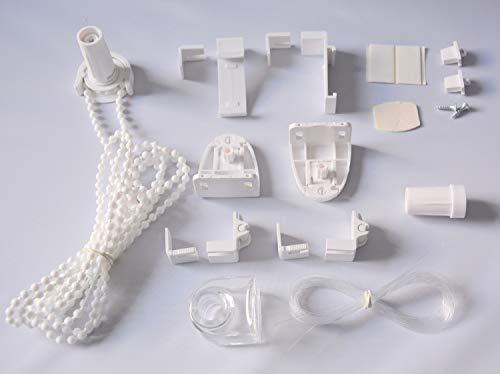 Mardom Technik Paket für Mini Klemmfix | Thermorollo | Ersatz ohne Bohren | Montage Set
