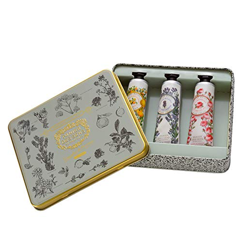 Panier des Sens Hand cream set of 3 mini hand cream (Provence, Rose, Lavender)