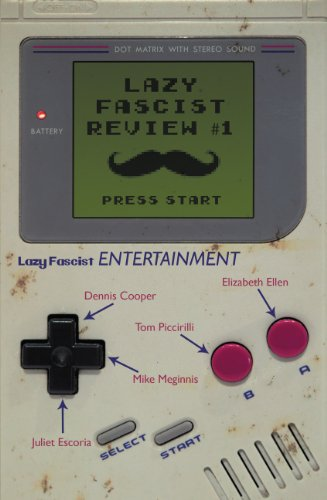 Lazy Fascist Review #1 (English Edition)
