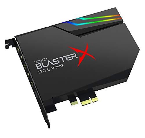 Sound BlasterX AE-5 Plus SBX-AE5P-BK