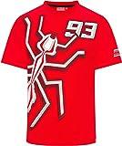 Camiseta de Marc Marquez - Hormiga Grande 93 - Rojo - M