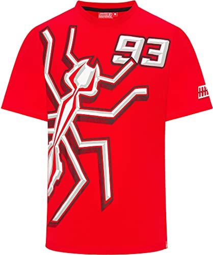 M&M's Camiseta de Marc Marquez - Hormiga Grande 93 - Rojo -...