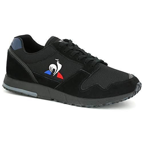Le Coq Sportif JAZY, Zapatillas Hombre, Black, 40 EU