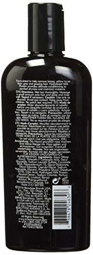 AMERICAN CREW Gray Shampoo for Men, 8.45 Fl Oz