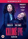キリング・イヴ Killing Eve - Season 2 [DVD-PAL方式 ※日本語無し](輸入版) [Import] - Sandra Oh, Jodie Comer, Fiona Shaw, Kim Bodnia, Owen McDonnell