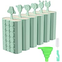 6-Pack Ozera Reusable Ice Pop Molds