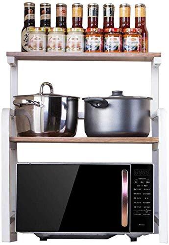 Stal Keuken Shelf kruidenrek Magnetron/rijstkoker/Oven Carbon Steel Staande Stand Duurzaam