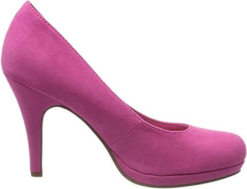 Tamaris Damen 1-1-22407-24 Pumps, Pink (Fuxia 513), 40 EU