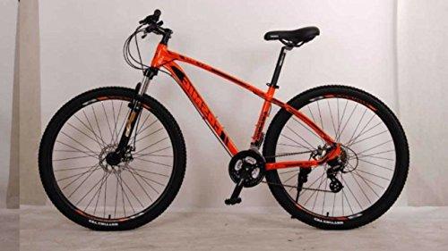 Cosmic Hulk Special Edition 29T Hard Trail Bicycle (Black/Orange)