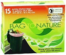 nature tech compostable bags